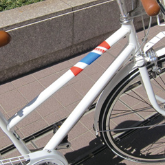 自転車デコシール - 新商品情報 ...